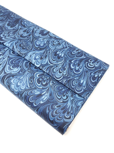 The Art of Marbling - 23401-48 (1/2 Yard)
