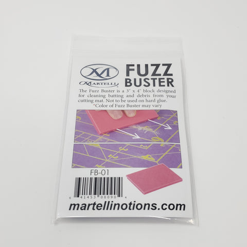 Martelli - Fuzz Buster Cutting Mat Cleaner