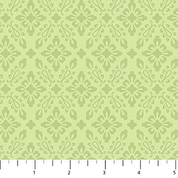Orchids in Bloom - 23876-74 (1/2 Yard)