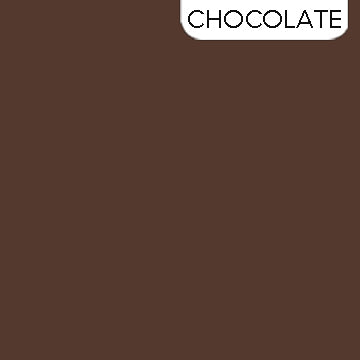 Colorworks Solids - Chocolate-  9000-36 (1/2 Yard)