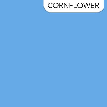 Colorworks Solids - Cornflower - 9000-421 (1/2 Yard)
