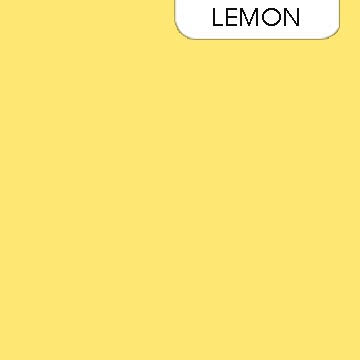 Colorworks Solids - Lemon -9000-520 (1/2 Yard)