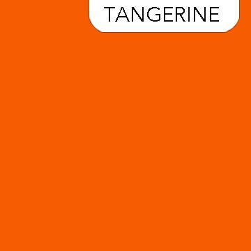 Colorworks Solids - Tangerine - 9000-590 (1/2 Yard)
