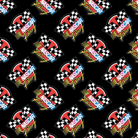 Nascar - Retro Racing - CAM39190106-3 (1/2 Yard)