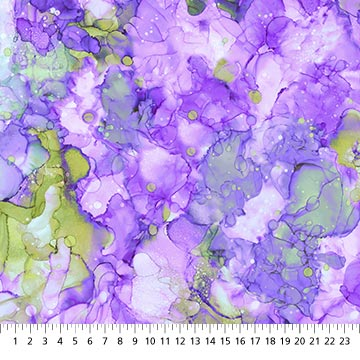 Bliss Bold and Bright - Mirage (Lilac Mist) - DP23888-82 (1/2 Yard)