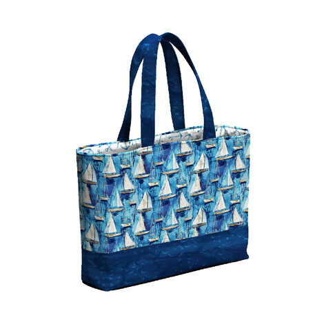 Pattern - Sail Away - The Essential Tote - PTN2765