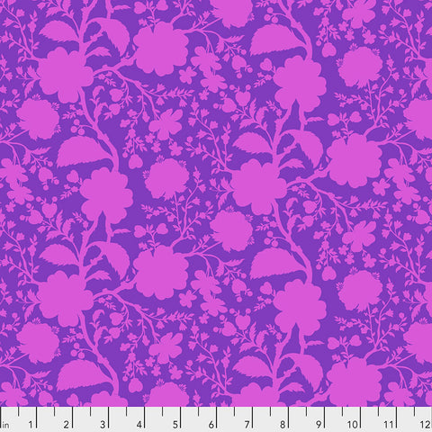 Tula Pink - True Colors - Wildflower - Dahlia - PWTP149.DAHLIA (1/2 Yard)