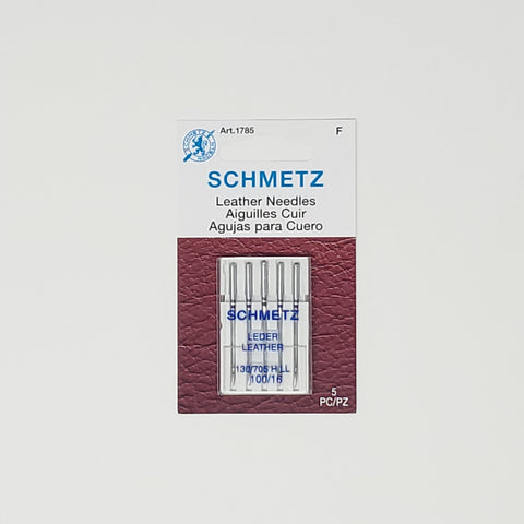 Schmetz - Leather Needles (5) - Size 100/16
