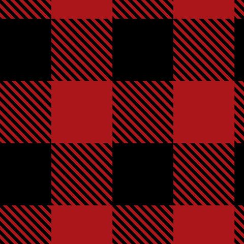 Fleece - Buffalo Plaid - CAM8331V-1 (1/2 Yard)