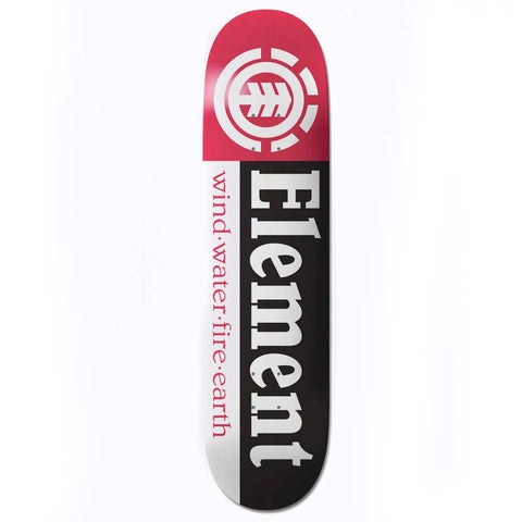 Element Team Section Deck