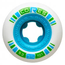 Ricta Cores Neon Blue 101a 53mm
