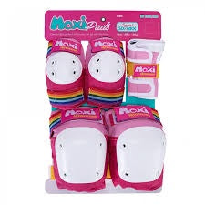187 Killer Pads 6-Pack Moxi Pink