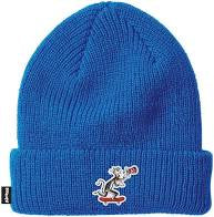Almost Cat Pusher Beanie Blue