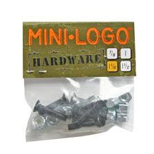 Mini Logo Hardware - 1.25""