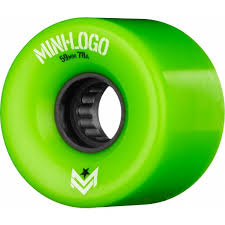 Mini Logo AWOL Green 59mm