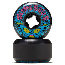 Slime Ball Freak Invader Black 99a 56mm