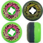 Slime Ball Double Take Green/Black 53mm 97a