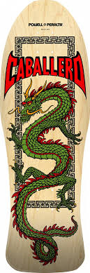 Powell Cab Chinese Dragon - 10.0