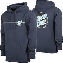 Santa Cruz Hoodie Other Dot Slate Blue