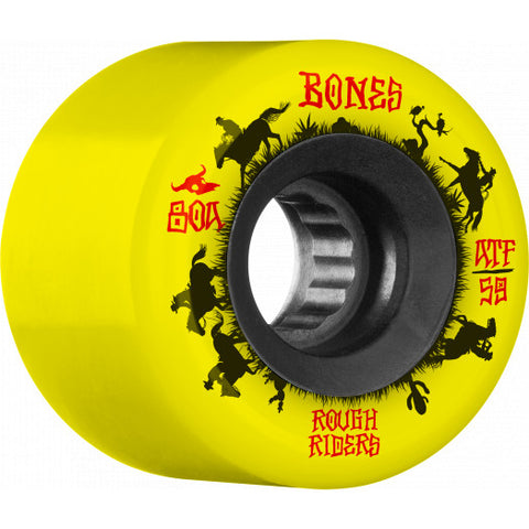Bones ATF Rough Riders 59mm 80a