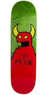 Toy Machine - Sketchy Monster - 8.0