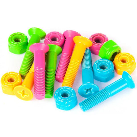 "Bulk Hardware Multi-color 1"" (set of 8)"
