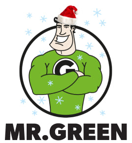 Mr. Green logotype
