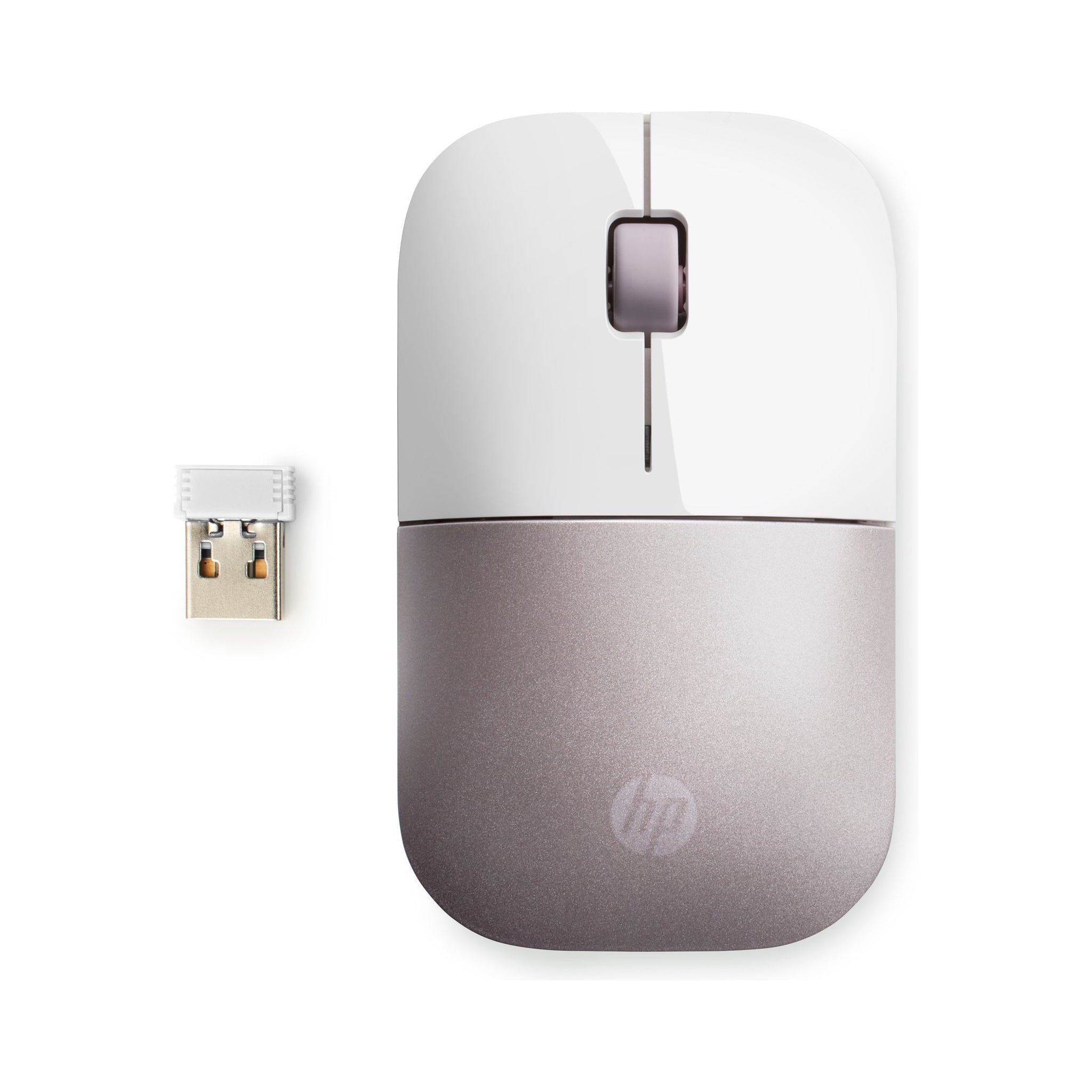 Mouse HP Wireless Z3700 Pink