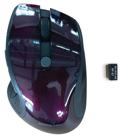 Mouse Silver Line Wireless RF-67