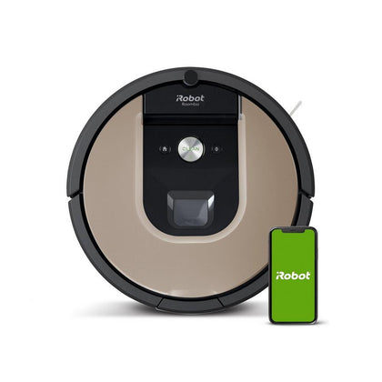 iRobot Roomba 976 - Vacuuming Robot