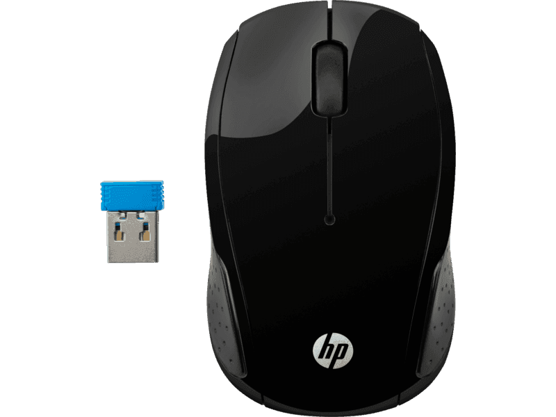 Mouse HP Wireless 200