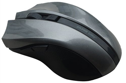 Mouse Silver Line Wireless RF-317
