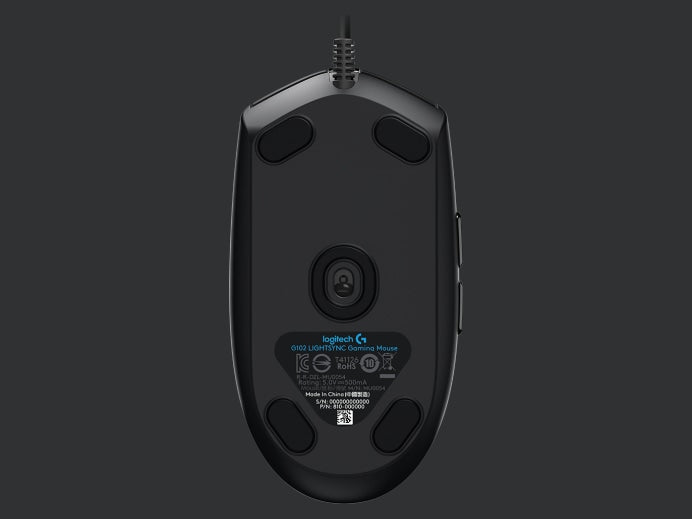 Mouse Logitech Gaming G102