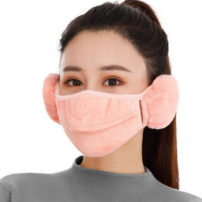 Breathable Warm Earmuff Mask