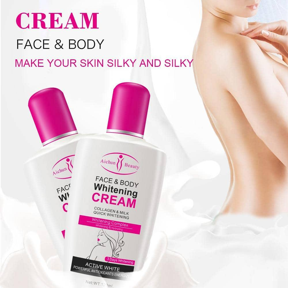 Face and body Cream - Beauty and Trends