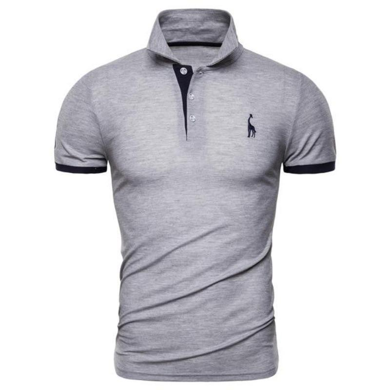 Men's Tight-Fit Casual T-Shirt | Men's Shirt | Beauty and Trends