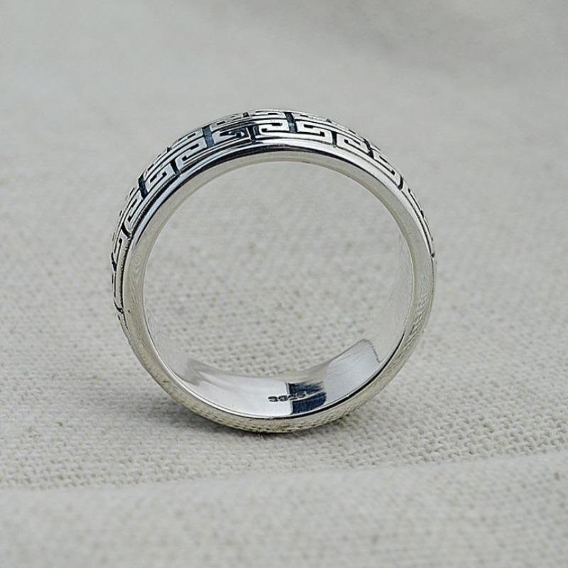 Men's Sterling Silver Ring | Beauty and Trends