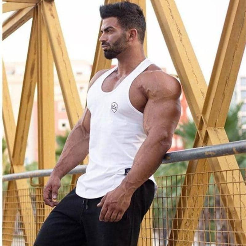 Men's Tank Tops - Beauty and Trends