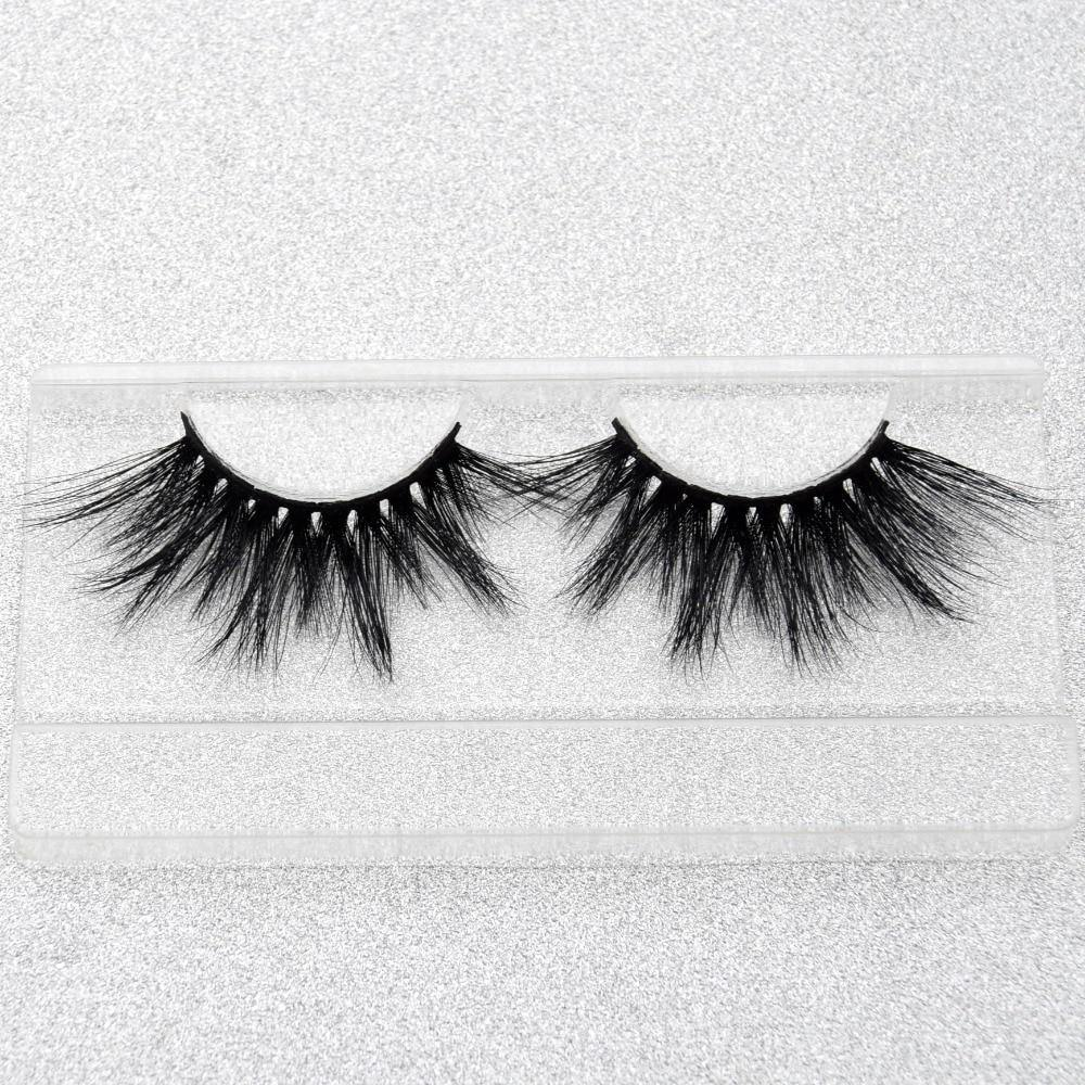 Mink Eyelashes Criss-cross Strands