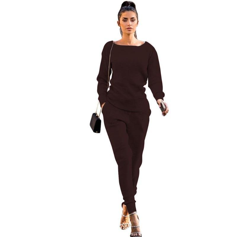 Women's Casual Pants Suit | Beauty and Trends