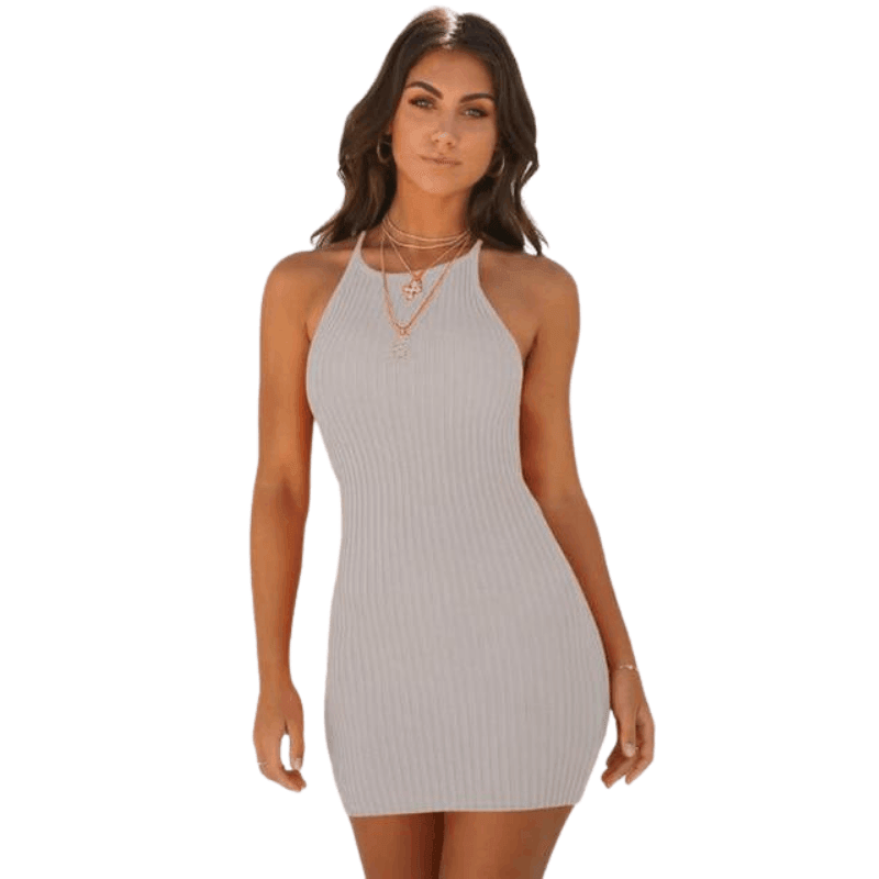 Women's Sexy Sleeveless Dress