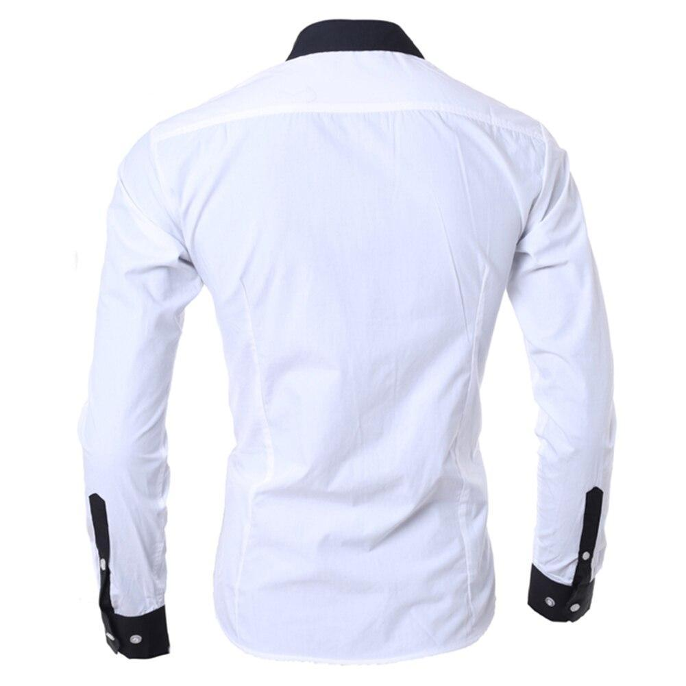 Men's Business Slim Fit  Shirt