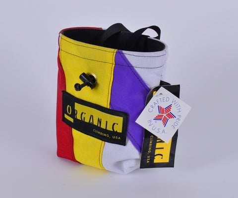 Chalkbag with Waist Strap (S, M, L)