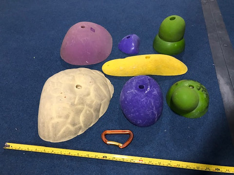 Slopers - Climbing Holds