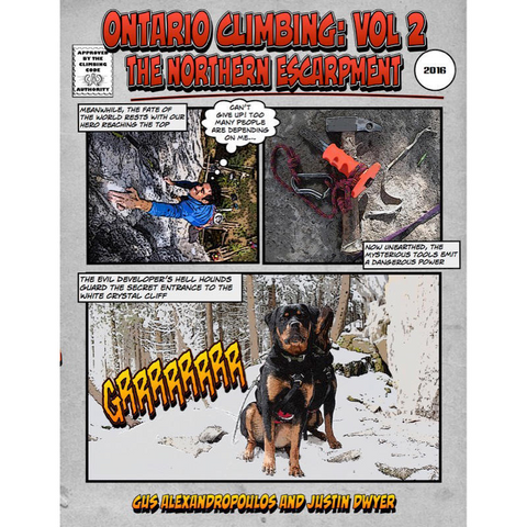Ontario Climbing Volume 2 - The Northern Escarpment