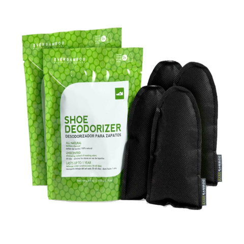 Ever Bamboo Shoe Deodorizer