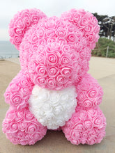 Load image into Gallery viewer, Limited Edition Heart Rose Bear