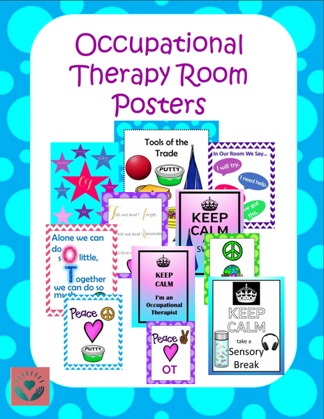 Therapy Office Posters