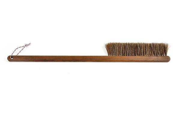 Andrée Jardin Heritage Long Hand Brush Heat-treated Ash Wood and Pure Horsehair - Le Marché Pop Up