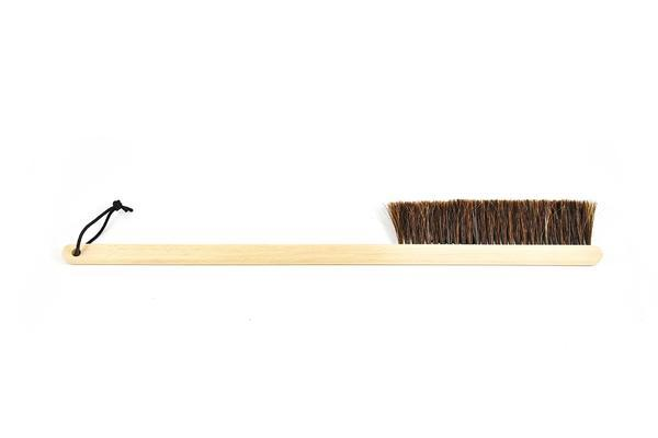 Andrée Jardin Tradition Long Hand Brush Beech Wood and Pure Horsehair - Le Marché Pop Up